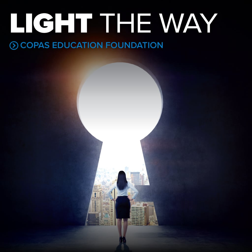 Light the Way - 00966 Website Ads FA Education - Council of Petroleum Accountants Societies
