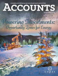 Winter 2019 - Accounts Winter 2019 Cover Page - Council of Petroleum Accountants Societies