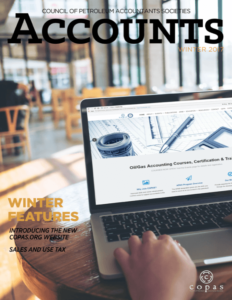 Winter 2017 - accounts winter 2017 tablet0 copy resized - Council of Petroleum Accountants Societies